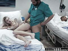 Pure taboo perv doctor gives teen patient vagina exam movies