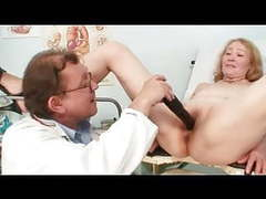 Granny gyno movies at freekilosex.com