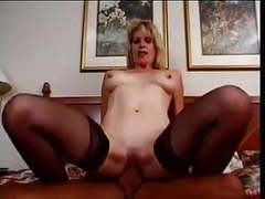 Hot blonde mature cougar bangs male escort movies at find-best-ass.com