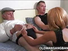 Grandpas fucking escort gal movies at freekiloporn.com