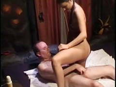 Escort greta gets fucked by fat older guy movies at freekiloporn.com