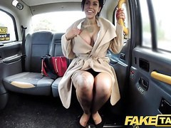 Fake taxi tattoos big juicy tits and long legs gets anal videos
