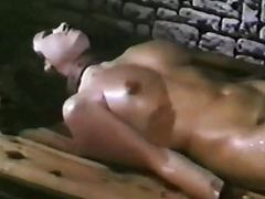 Safe - vintage bdsm clip female burglar bound for punishment movies at kilogirls.com