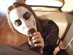 Halloween blowjob movies at kilopills.com
