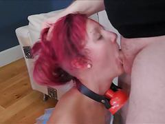 Brutal ass to mouth with facial cum swallow videos