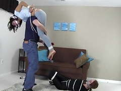 Angry girls hogtied gagtalk movies at find-best-ass.com