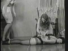 Vintage bondage betty page videos