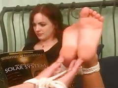 Hogtied maid videos