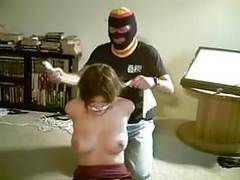 Bound and hooded movies at find-best-ass.com