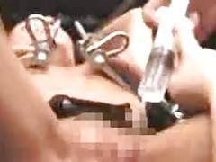 Injection in labia (part 2) videos