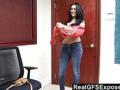 Casting agent interviews young babe movies