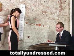Dirty job interview for secretary position movies