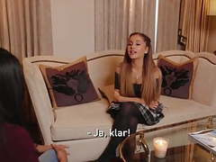 Sexy ariana grande interview movies