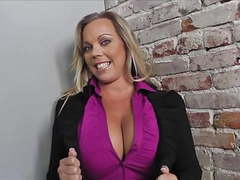 Interview with busty milf amber lynn bach movies