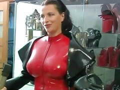 Rubber interview videos