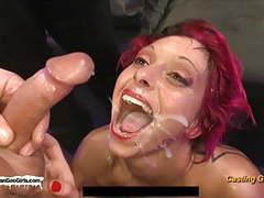 German goo girls - nicky's messy interview tubes