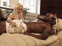 Sylvia saint gets a bbc and eats his cum movies at find-best-pussy.com