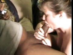 Pregnant wife sucks the bbc tubes
