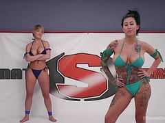 Brutal submissions movies at sgirls.net