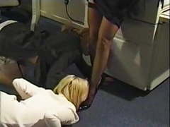 Mistress office girls into a cat fight movies at relaxxx.net