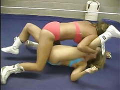 Topless mature n milf wrestling (2 matches) videos