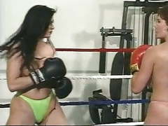 Big boob topless boxing movies at sgirls.net