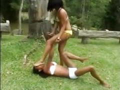 Catfight victoria vs priscilla videos