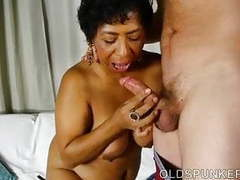 Super sexy mature black bbw is a very hot fuck movies
