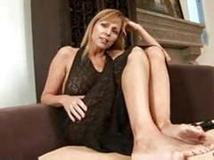 Cougar milf sucked and gets fucked videos