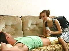 Razz- la figlioletta si fa il padre ubriaco movies at find-best-tits.com