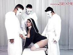 Hot latina alexandra paris baptized into the cult of sexmex movies at find-best-hardcore.com