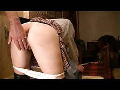 Caned and fucked for wearing knickers movies at find-best-videos.com