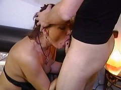 Pierced german whore anal fucked...and she swallow sperm... movies at adipics.com