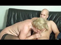 Hot blonde gilf (nipple piercing) tubes