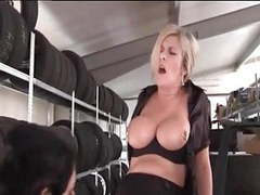 I am pierced milf marina with heavy pussy piercings fisted tubes