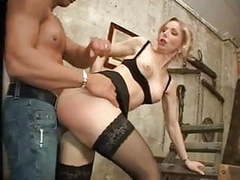 Bossy pierced anal blonde movies at find-best-tits.com