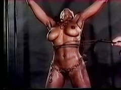 Big titted harem slave receives an extreme whipping (in slow motion) videos