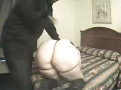 Black master owns a white bbw roughly, she loves to submit movies at find-best-pussy.com