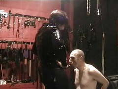 Sissy cocksucking slave training videos