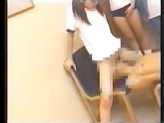 4 japanese schoolgirls and their oral sex slave - part 1 movies at freekiloclips.com