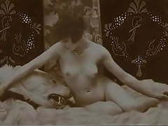 Vintage nude pinup photos c. 1900 videos