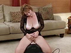 Hot mature rides sybian... it4reborn tubes