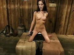 Jenna presley pleased by the sybian videos
