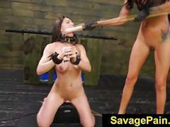 Fetishnetwork alexis rodriguez get sybian domination movies at find-best-lingerie.com