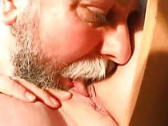Old man fucks young blonde movies at freekiloporn.com