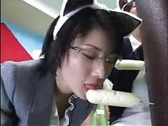 Japanese sucking gameshow movies at kilopills.com