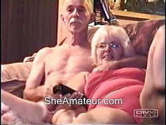 Secret tape of my grandmother! i found this under her movies at find-best-pussy.com