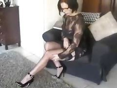 Christina lace dress videos