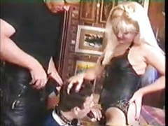 Femdom sodomizes sissy doggy style with boyfriend movies at find-best-hardcore.com