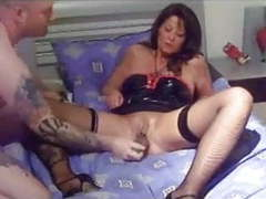 Amateur milf fisting and footing! videos